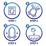 Zoom IMG-2 durex settebello classico preservativi lubrificati