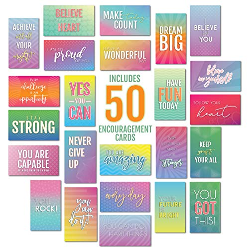 """Motivational and Encouragement Quote Cards 