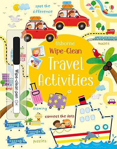 Wipe-clean Travel Activities (Wipe-clean Activities)