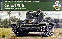 イタレリ 1/56 WW.II イギリス陸軍 クロムウェル Mk.IV プラモデル IT15754 [並行輸入品]