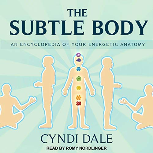 The Subtle Body audiobook cover art