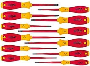 WIHA 00759 Destornillador SoftFinish/® 311 SoftFinish PH2 x 100 mm Ref 3112100
