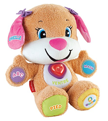 Fisher-Price - Puppy Sister Fille
