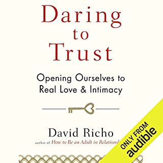 Daring to Trust audiobook cover art