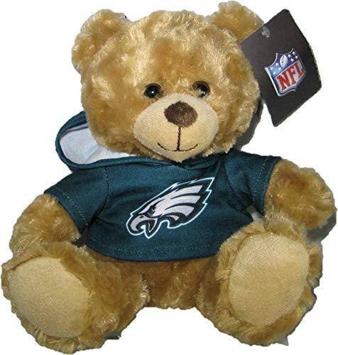 "The Good Stuff NFL Philadelphia Eagles 9"" Sitting Hoodie Bear"
