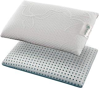 Bedshire Pillow - Almohada cervical ortopédica de espuma viscoelástica para cama ergonómica