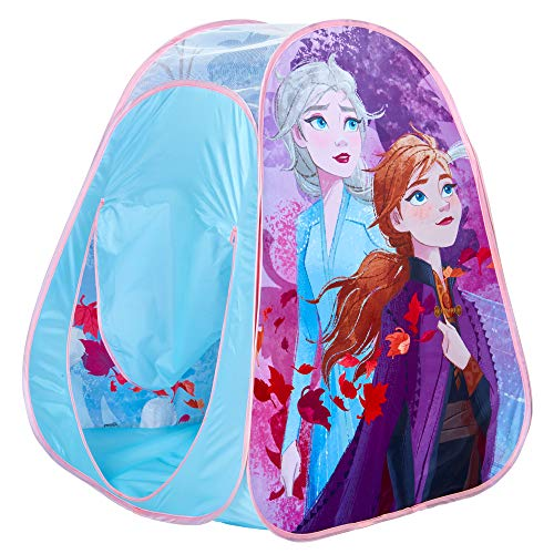 Disney Frozen 169FZO Pop-up-Spielzelt, Blue