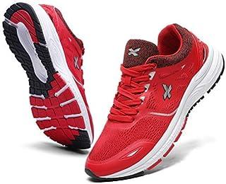أحذية الجري XIDISO للرجال والنساء شبكة هوائية أحذية رياضية للمشي عبر التدريب والتنس للرجال