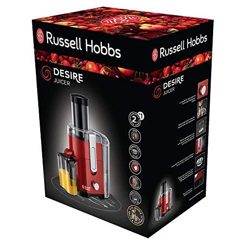Russell Hobbs Desire - Licuadora y Exprimidor