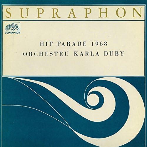 Karel Duba se svým orchestrem