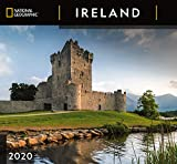 National Geographic Ireland 2020 Wall Calendar