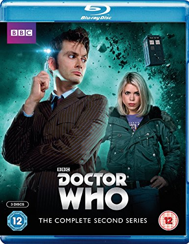Doctor Who - Series 2 [Blu-ray]