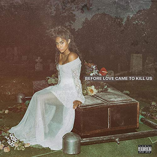 BEFORE LOVE CAME TO KILL US [Vinilo]