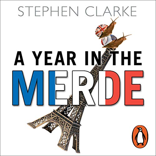 Couverture de A Year in the Merde