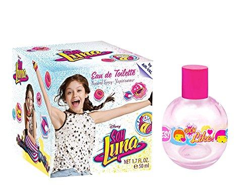 SOY LUNA fruchtig-frisches Eau de Toilette, 1er Pack (1 x 50 ml)