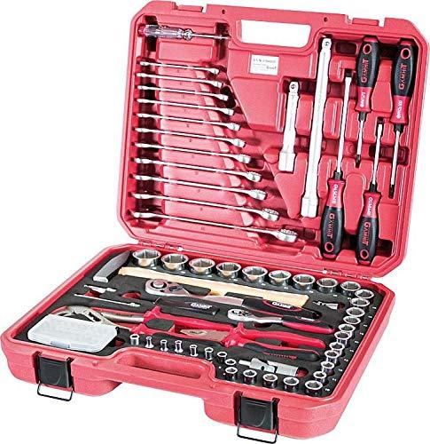 Gambit Tools Werkzeugkoffer 91-teilig...