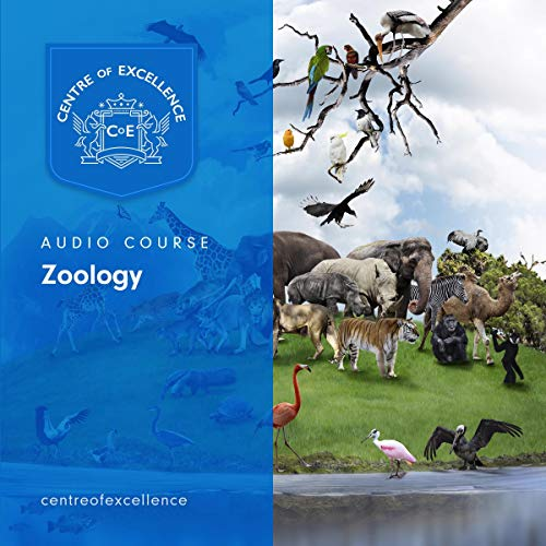Zoology Audio Course  By  cover art
