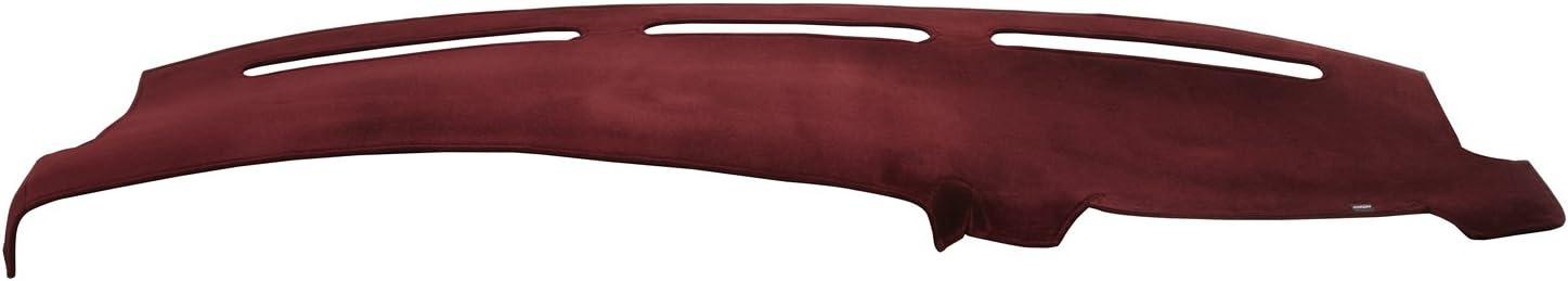 Covercraft DashMat VelourMat Dashboard Cover for Ford Explorer Plush Velour, Black
