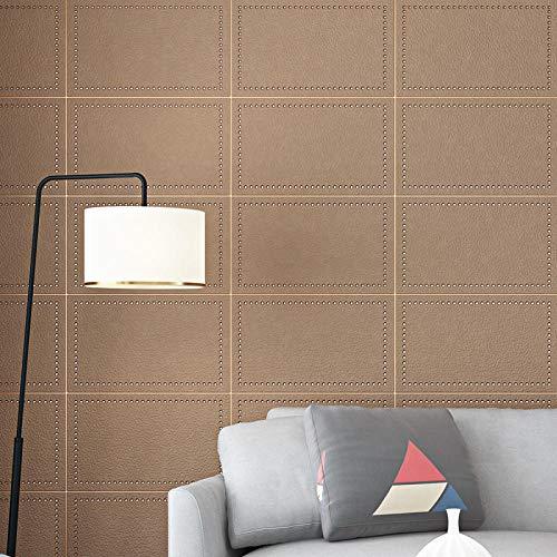 Luxe HD Behang Woonkamer Film Muur TV Achtergrond Behang Moderne Eenvoudige Slaapkamer Behang Niet-Geweven Dik 3D Behang BRON