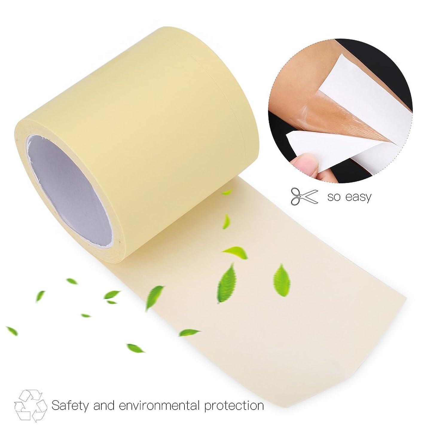 便利拡張所属汗止めパッド 脇の下汗パッド 皮膚に優しい 0.012 mm 透明 超薄型 抗菌加工 脇の汗染み防止