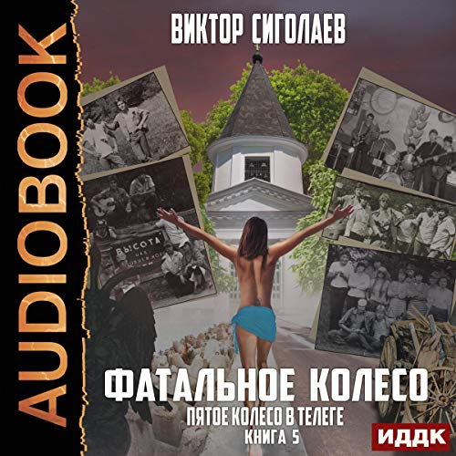 Пятое колесо в телеге [The Fifth Wheel in the Cart] audiobook cover art