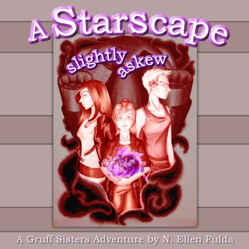 A Starscape Slightly Askew audiobook cover art