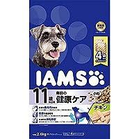 (まとめ買い)アイムス シニア犬用 11歳以上用 毎日の健康ケア チキン 小粒 2.6kg ドッグフード 【×3】