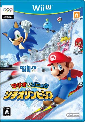 マリオ&ソニック AT ソチオリンピック - Wii Uの詳細を見る