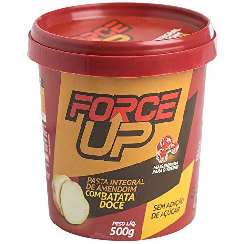 Pasta de Amendoim com Batata Doce (500g) Force Up