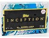 2021 Topps Inception MLB Baseball HOBBY box (7 cards/bx)