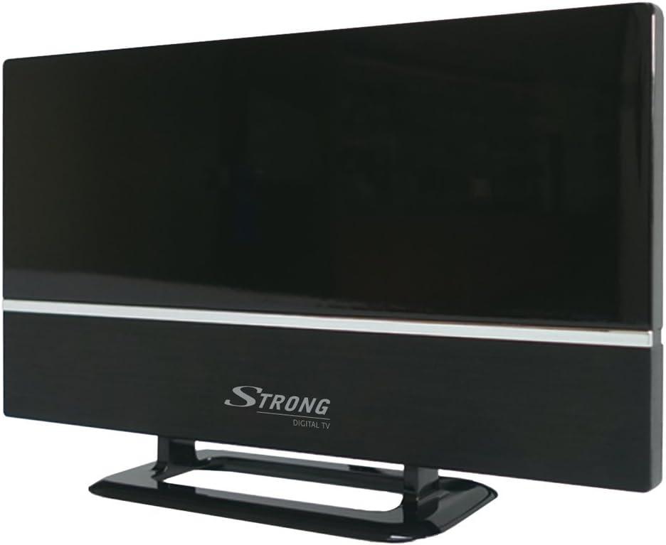 Strong Srt Ant 30 Eco - Antena de TV DVB-T/T2, negro ...