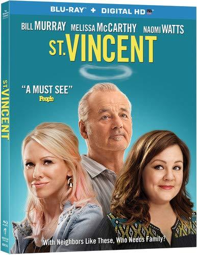 St. Vincent (Blu-ray + Digital HD)