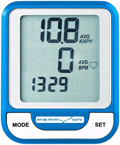 PEARL sports -   Fahrradtachometer: