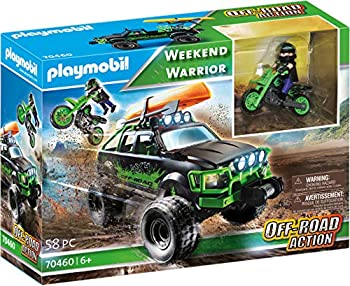 Playmobil Weekend Warrior Off-Road Action Truck