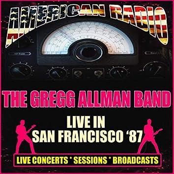 Live In San Francisco '87 (Live)