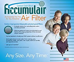 20x20x1 Totaline Carbon Air Cleaner Filters (Aftermarket)