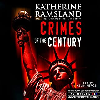 Crimes of the Century audiobook cover art