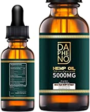 (2 Pack) 10000mg Hemp Oil, Natural Hemp Seed Oil Extract for Anxiety & Stress Relief, Better Sleep, Grown & Made in USA, Natural Pure Organic, Help with Heart, Vegan Friendly