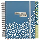Boxclever Press Budget Planner. Undated Monthly Planner & Bill Organizer with Pockets 2020 & Expense trackers. Budget Book Measures 9.5 x 8ins. Budget Planner 2020-2021 to Stay in Financial Control