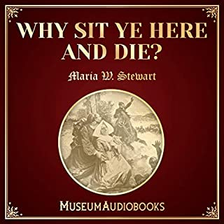 Why Sit Ye Here and Die? audiobook cover art