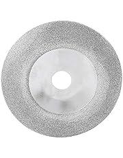 Belissy 100 * 16 mm de diamante Muela abrasiva Copa de la máquina pulidora de la amoladora (180)