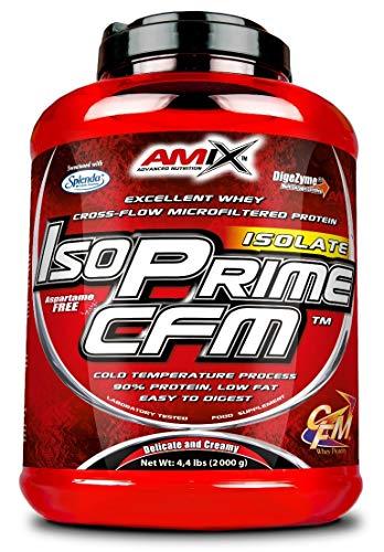 Amix Isoprime Cfm Isolate Fresa 2000 g 🔥
