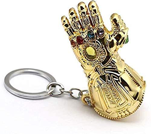 Llavero de los Vengadores Infinity Guantelete Llavero Thanos...