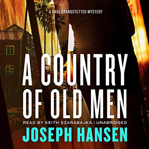 A Country of Old Men audiobook cover art