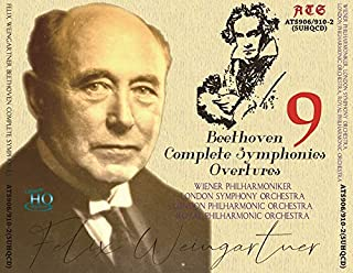 ATS906/910-2 ワインガルトナー指揮 ベートーヴェン:交響曲全集