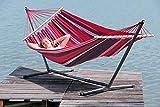 AMAZONAS Hängemattenset SummerSet 210 x 120 cm bis 120kg - 2