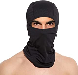 Pudolla Balaclava Mask, Windproof Ski Face UV Protection Mask for Men Women