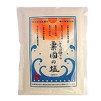 粟国の塩 500g 【釜焚き】 粟国海水100%使用