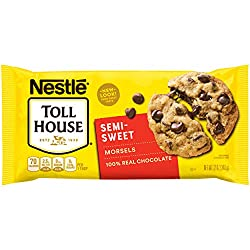 Nestle Toll House, Semi-Sweet Chocolate Chip Morsels, 12 oz