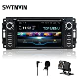 SWTNVIN Android 9.0 Car Stereo Navigation for Jeep...